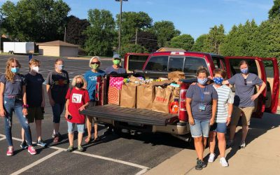 JULY ONE THING – FOOD & SUPPLY DRIVE FOR GOOD IN THE 'HOOD!