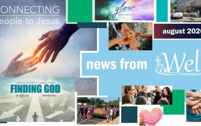 The Well Aug 2020 Newsletter