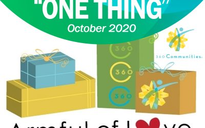 "The ""One Thing"" Monthly Giving Project"