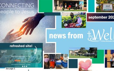 The Well Sept 2020 Newsletter