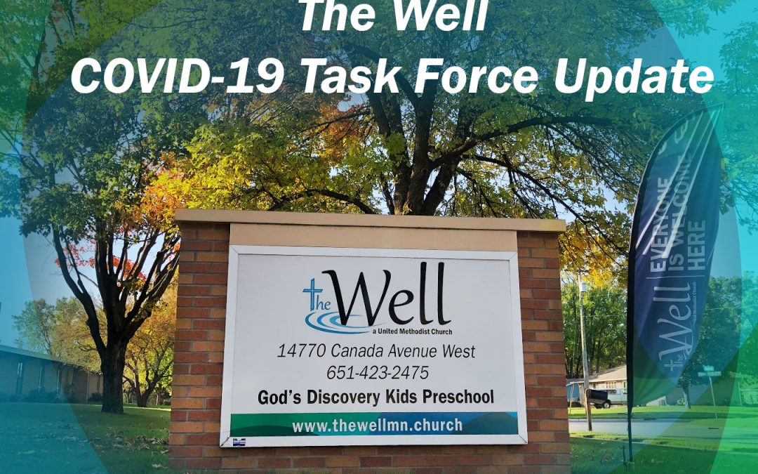 Oct 28 Covid-19 Task Force Update