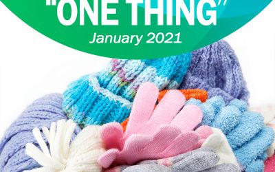 """The """"One Thing"""" Monthly Giving Project"""