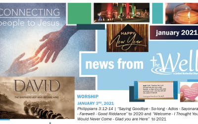The Well Jan 2021 Newsletter