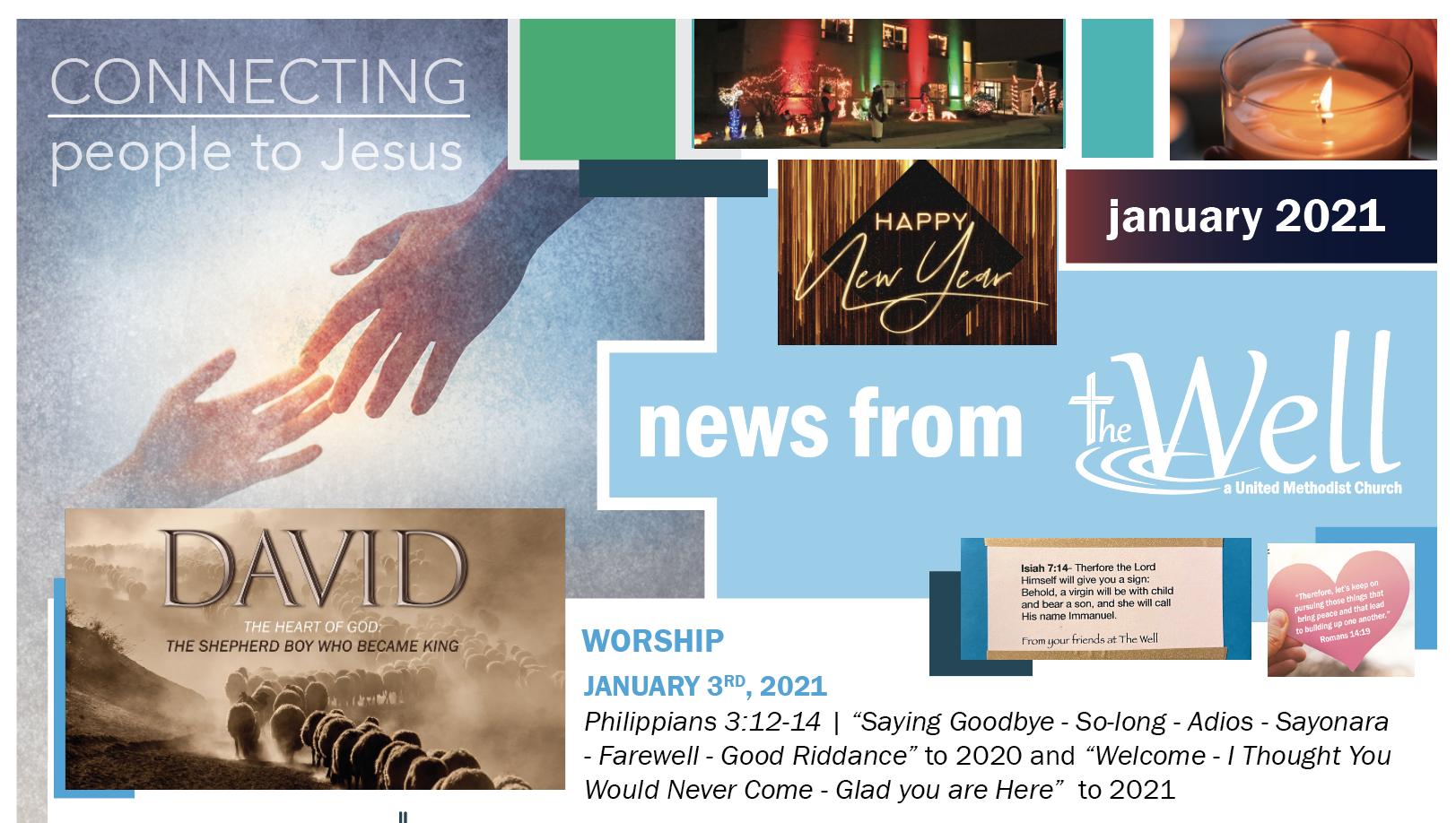 The Well September 2020 Newsletter