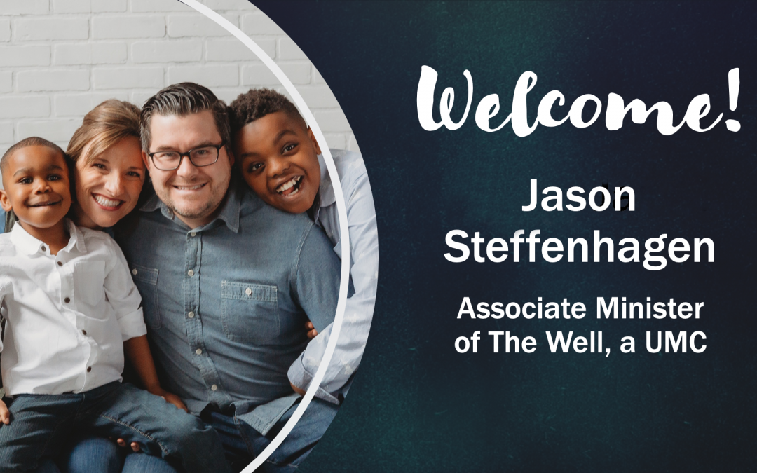 Welcome to the new Associate Minister!
