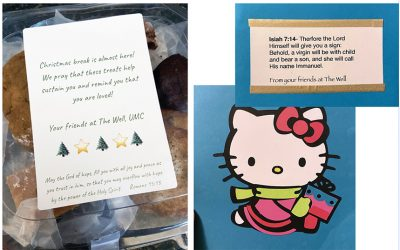 Cookies and Greetings for Well Kids
