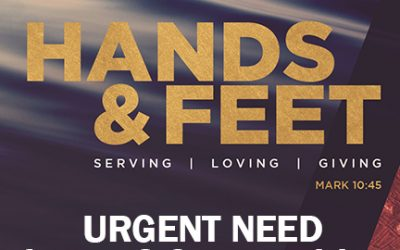 UMC Communities Immediate Needs