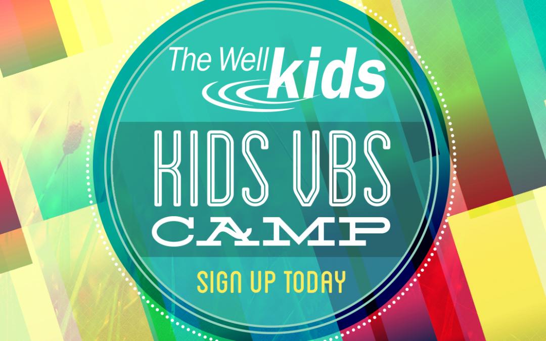 Kids Fun Week at The Well 2021!