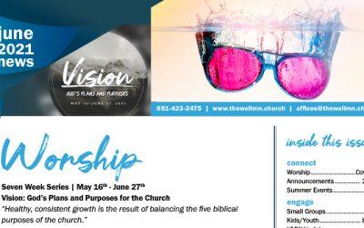 The Well June 2021 Newsletter