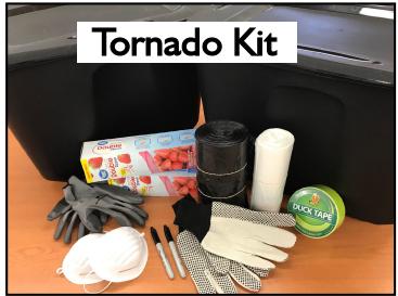 UMCOR Tornado Kits Collection