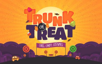 Second Annual Trunk or Treat!